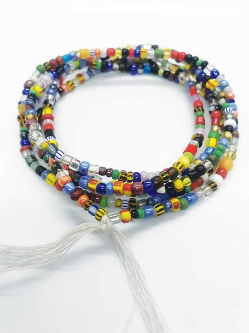 African Colors Waist Beads
