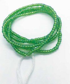 Green Waist Beads
