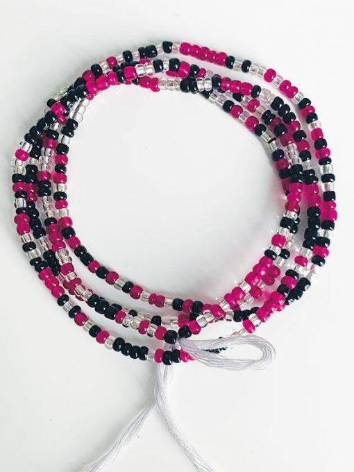 Pretty African lady Waist Beads